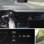【動画】発表直前のスーパーSUV、アウディRS Q8が「SUVニュル最速」タイムを記録し王座についたと発表。華々しいデビューを飾ることになりそうだ