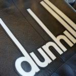 """最近買ったもの3連発。ダンヒルの「モトジャケット」「カフリンクス対応シャツ」「マネークリップ」。ダンヒルのスタートは""""自動車関連用品ブランド""""だった"""