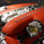 フェラーリのV12エンジン