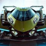 """ランボルギーニ""""ランボV12 ヴィジョングランツーリスモ""""発表!V12+ハイブリッド、シングルシーター。これ発売してル・マンの「ハイパーカークラス」に出ようぜ"""