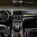 コンセプトは刺青!メルセデスAMG GT R Proの内外装をくまなくカスタムした「Carlex タトゥーエディション」登場