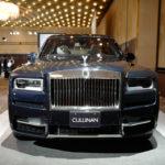 いざロールスロイスの展示会へ!展示車両総額4億円、ファントムやカリナン、ドーン、レイスなどそれぞれの特徴を見てみよう
