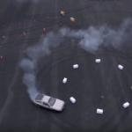 【動画】スタンフォード大がデロリアンをEVそして完全自動運転化!複雑なコースをすべてドリフトで走り抜ける動画がスゴい