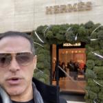 【動画】マクラーレン×エルメスはこうやって仕様を決める。エルメスにて米富豪そしてマクラーレンのスタッフが集合して内外装を話し合う