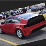 """ホンダの名車「CR-X」の2021モデルを考えたデザイナー登場!特徴的なリアエンド""""コーダトロンカ""""も健在だッ!"""