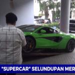 【動画】インドネシアにてスーパーカー、フェラーリ、ポルシェ、マクラーレン等高級車の「密輸」摘発続々。関税40%、驕奢税125%がその原因