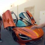 【動画】借りたマクラーレン720Sを駐車していたら当て逃げされる→修理にかかるパーツ代のみで750万円、要する期間は3ヶ月以上