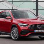 """新型メルセデスAMG """"GLA 35""""発表!306馬力、0-100km/h加速はポルシェ718並の俊足SUV。AMGでは「最も売れる」モデルになりそうだ"""