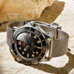 """オメガが007映画「ノー・タイム・トゥ・ダイ」で使用されるのと同じ腕時計""""シーマスター ダイバー300M 007 エディション""""を発表!今回は限定じゃなく通常販売モデル"""