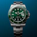 腕時計は「グリーン」がトレンドのようだ!ロレックスだけではなくパテックフィリップ、パネライ、オーデマピゲ、ウブロも続々「グリーン」を投入