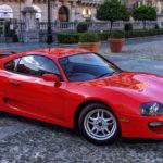 もしもトヨタ・スープラ(80)がミドシップだったら?リアにホンダNSXの3.5L V6エンジンを搭載したレンダリング