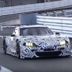 【動画】もっとも過激なトヨタGRスープラ?GT300参戦用レーシングカーがシェイクダウン開始。お披露目はオートサロン2020か
