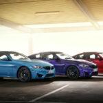 BMWが「Mカラー」を意識したBMW M4エディション・ヘリテージ発売。日本国内では15台のみ限定、価格は1545万円