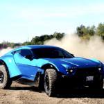 本当に出た!ドバイで企画された「砂上のスーパーカー」がF1ドライバーの甥によって生産・市販されることに。なお名称は「Lafitte G-Tec X-road」