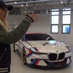 【動画】BMWでもっとも刺激的なサウンドを聞け!ワンオフコンセプト「BMW 3.0 CSL オマージュR」のレビューが登場