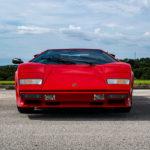 1988年モデルのランボルギーニ・カウンタックがネット競売に!バレンチノ・バルボーニのサイン入り、程度は上々。熾烈な争奪戦必至の個体を見てみよう
