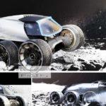 """レクサスが「月におけるモビリティ」を公開!月面車から宇宙船まで揃うも""""あの手この手で""""スピンドルグリルを再現したデザインを見てみよう"""