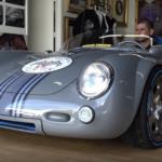 【動画】わずか4ヶ月でゼロから作った「ポルシェ550」のレプリカが話題に。エンジンはスバルWRX STIからスワップ、350馬力にまでチューン
