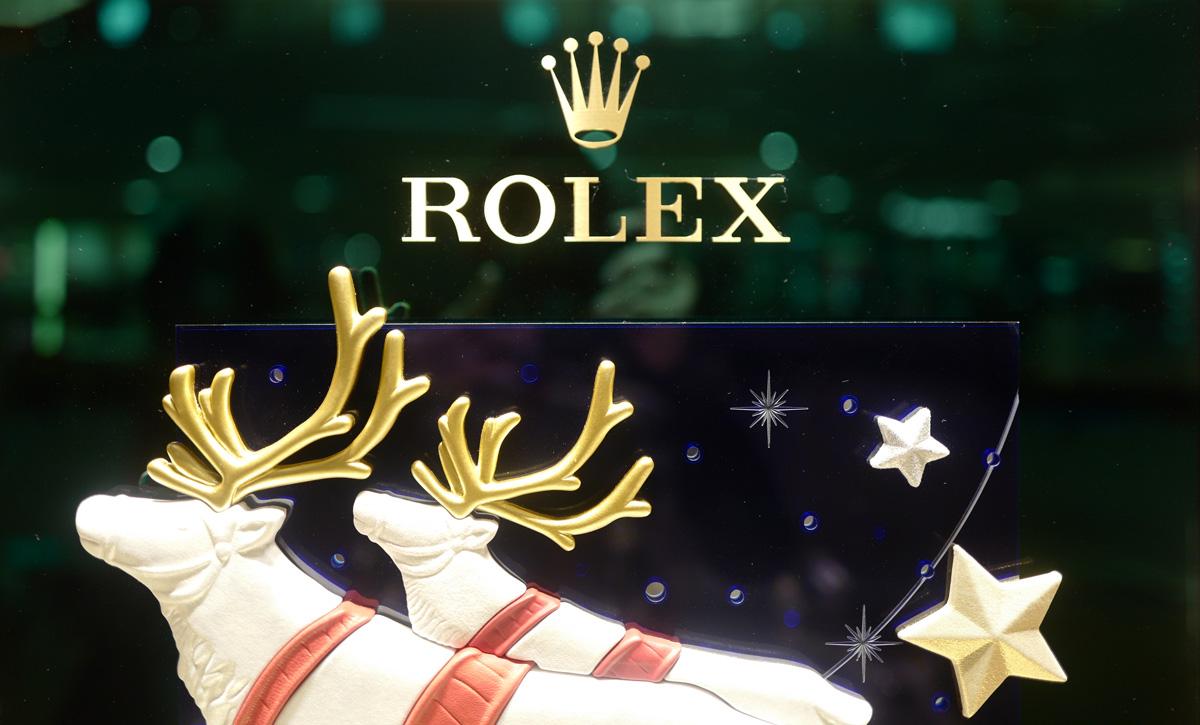 ロレックス正規店購入