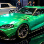 TOM'S(トムス)がGRスープラのコンプリートカーを1423万円で販売開始!限定99台、出力は+120馬力、オーバーフェンダー+フルエアロ