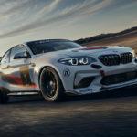 BMWが競技用車「M2 CSレーシング」発表!市販モデルの長所をそのまま生かしたプライベーター向けのカスタマーカー