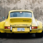 930型911をベースに「ひと世代前の」ナナサンカレラ風へとカスタムしたRWBポルシェが中古市場に登場