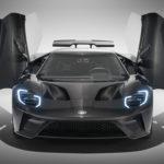 フォードGTにさっそく改良版登場!出力向上、軽量化がなされ、新たな特別仕様「リキッドカーボンエディション」も登場