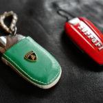 「アウディと共通」なランボルギーニのキーにおさらば!ワンオフで新たなるウラカン用キーカバー作成を検討中