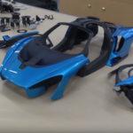 【動画】ユーチューバー、自分のマクラーレン・セナと同じ仕様を持つミニカーをオーダー。100万円以上のモデルカーを作る工房はこうなっている