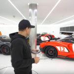 【動画】スーパーカーコレクター「14台を維持するのにかかる年間費用は約5000万円だ。ただし全く乗らず、壊れなかったと仮定してだ」
