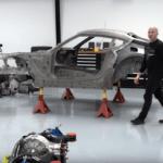 """【動画】文字通りGRスープラを「完全に分解する」様子が動画で公開。今後は1000馬力エンジンを搭載し""""完璧なるドリフトマシン""""へ"""