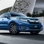 """これが中国ホンダの最高級SUV""""アヴァンシア""""だ!グリルが大きく、より中国市場にマッチした2020年モデル登場"""