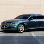 """やはり誰も興味ないと思うがヒュンダイ(ジェネシス)が新型車""""G80""""を発表した!米では異常に評価が高いようだ"""
