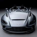 アストンマーティンが88台限定、1億円超のV12スピードスター発表!700馬力、フロントスクリーンなし、最高速度は300km/h