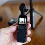 OSMOのジンバル付きビデオカメラ「POCKET」を買ってみた!どんなカメラで、GoProとは何が違うのか?