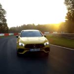 【動画】メルセデスAMG A45Sがニュルにて7:48を記録!ついに2リッターハッチでもフェラーリ599やランボルギーニ・ムルシエラゴ等ちょっと前のスーパーカーと同等のタイムを記録するまでに
