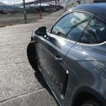 ポルシェ718ケイマン洗車!いつの間にかタイヤが磨り減って「スリップサイン」が出てきそう。スリップサインって知ってる?