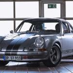 """911を「過去に巻き戻す」カスタム大流行中!80年代の911を70年代の""""RS""""モデル風にカスタムしたスパルタンなコンプリートカーが登場"""