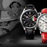 大丈夫かセイコー!「紅の豚」とのコラボ腕時計を62万円と44万円、それぞれ500本と600本も発売。あの名セリフも刻印済み