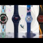 スウォッチが「007」モチーフの限定腕時計を7本発売!6本は過去作品から、1本は最新作から「Q」をモチーフに