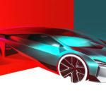 BMW ビジョンMネクスト・コンセプト