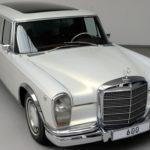 カスタムに7年かかったメルセデス・ベンツ600のリムジン「プルマン」!マイバッハの内装を移植し現代風に