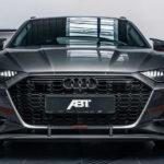 """このアウディ、イカつすぎ!世界最速ワゴンRS6をABTが740馬力にまでチューンし""""RS6-R""""として124台のみを限定発売"""