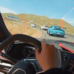 【動画】新型コルベットはサーキットでも速かった!ポルシェ911GT3RSを追い回し、BMWとも別次元のスピードを見せる