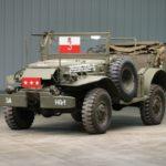 第二次世界大戦「鬼のパットン将軍」専用車が競売に!マシンガンつき、パットン将軍が座ったシートも健在