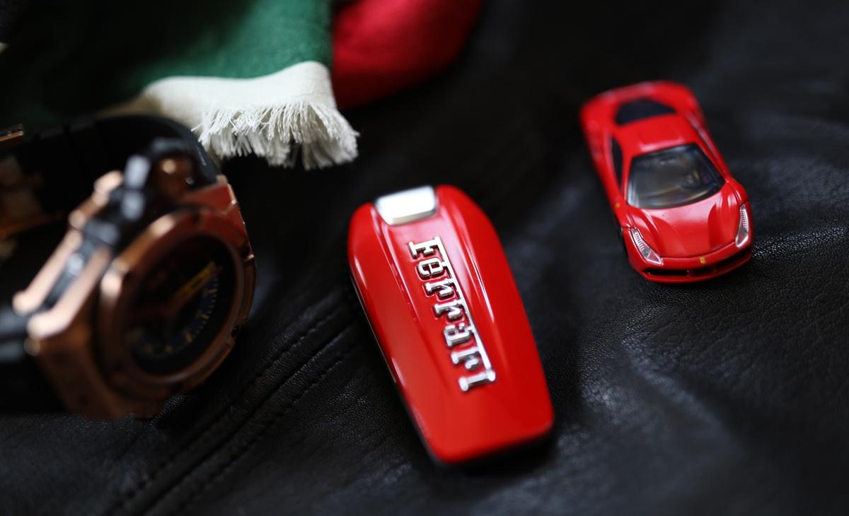 フェラーリのキー