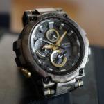 フルメタル・カモフラージュG-SHOCK、MTG-B1000DCMを買ってみた!その価格15万、それでもコスパは腕時計界最高レベルだッ!