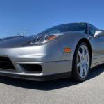 製造終了直前の2004年モデル、走行距離わずか3,000キロのホンダNSXが米競売に。現在1400万円、まだまだ上がりそう
