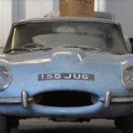 41年間ずっとガレージに放置されていたジャガーE-Typeが発見!レストアされ再び路上へと放たれる
