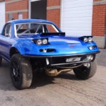 【動画】初代マツダ・ロードスターにスバルWRXのエンジンと4WDシステムを移植した男が現れた!